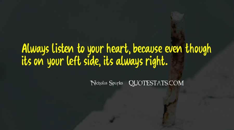 Nicholas Sparks Quotes #1205789
