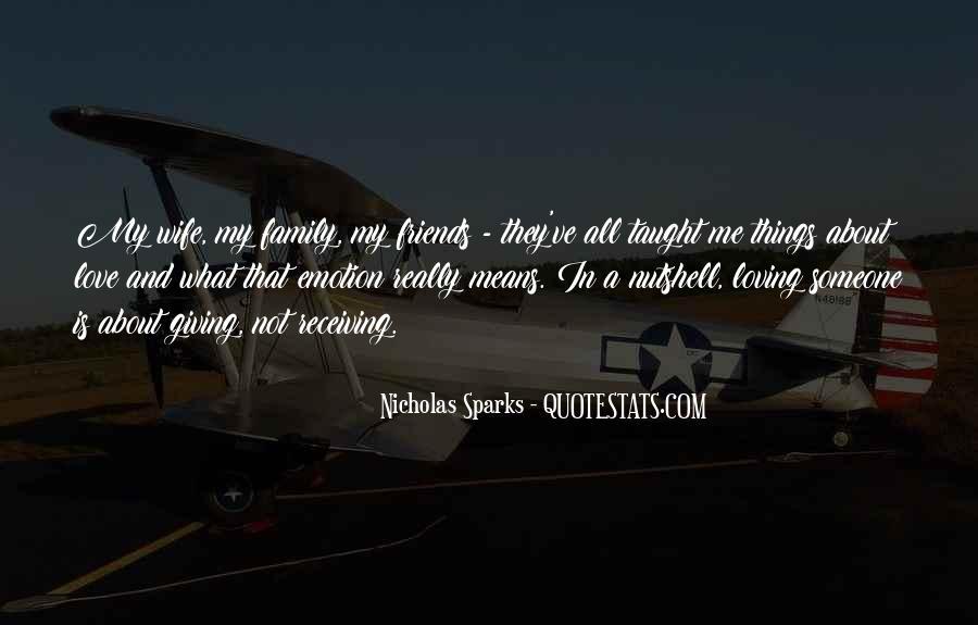 Nicholas Sparks Quotes #1245652