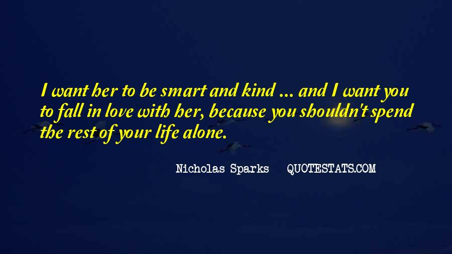 Nicholas Sparks Quotes #1252235