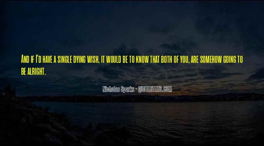 Nicholas Sparks Quotes #1364365