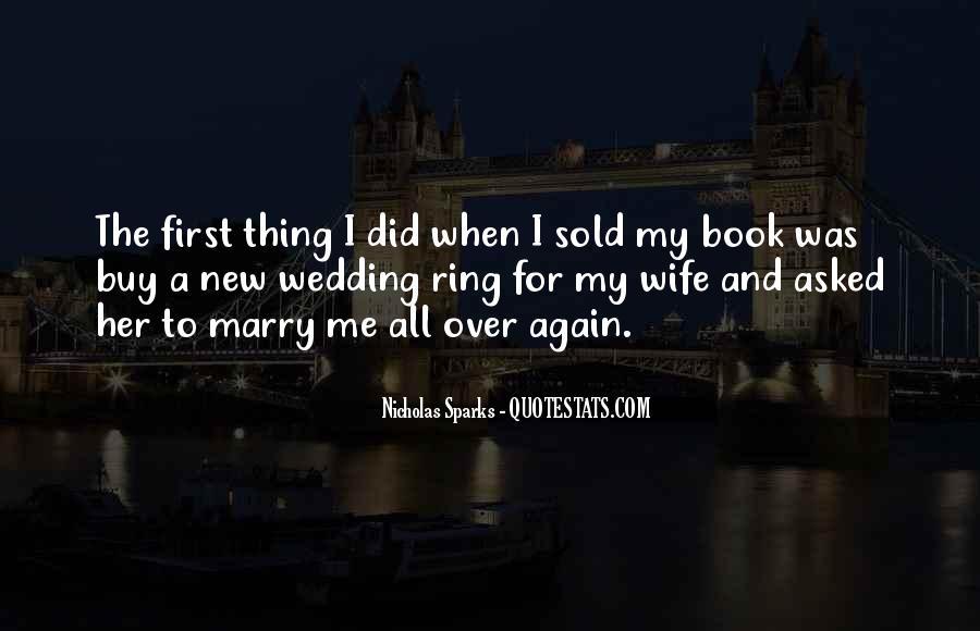 Nicholas Sparks Quotes #1366158