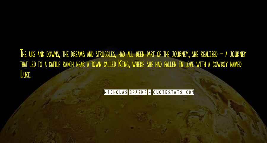 Nicholas Sparks Quotes #1418593