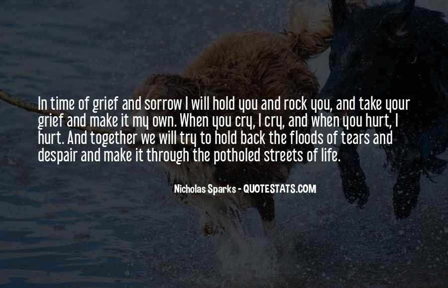 Nicholas Sparks Quotes #1516948