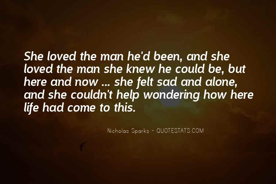 Nicholas Sparks Quotes #1535382