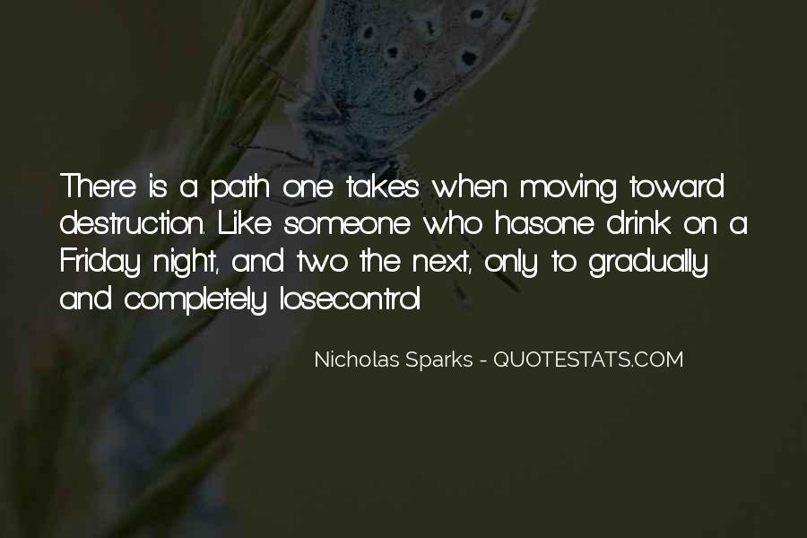 Nicholas Sparks Quotes #1614368