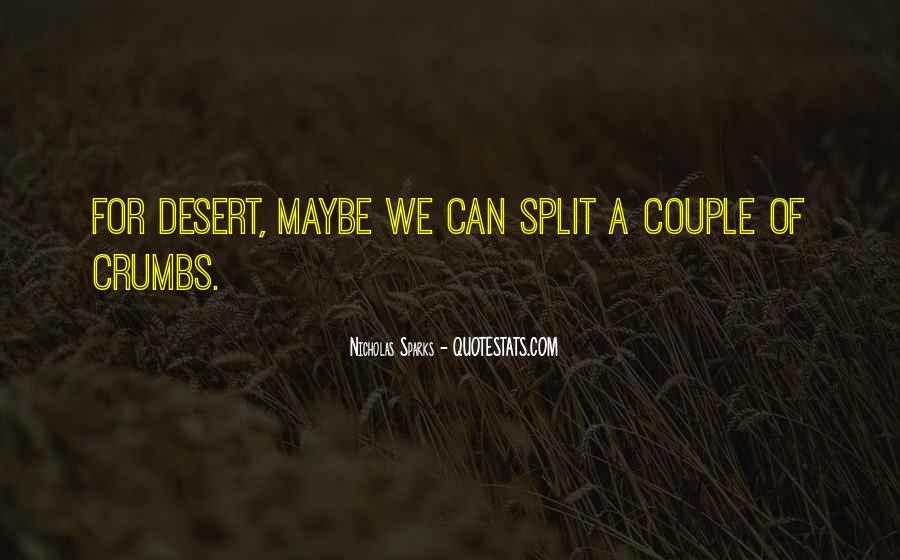 Nicholas Sparks Quotes #1661067