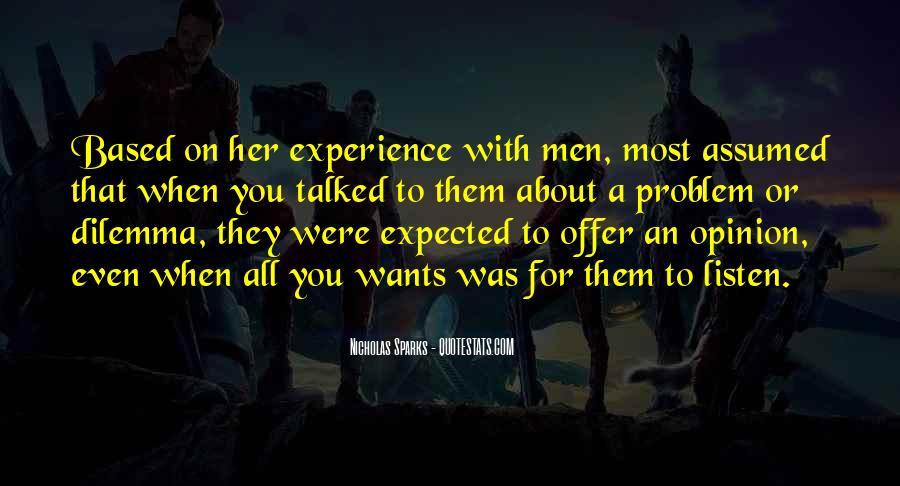 Nicholas Sparks Quotes #1732241