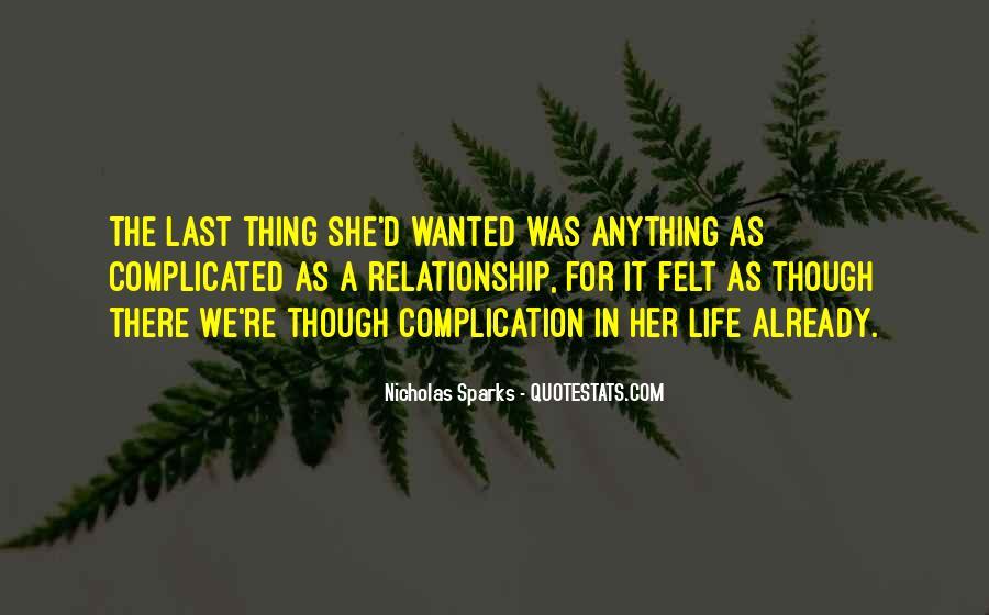 Nicholas Sparks Quotes #1766723