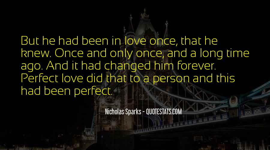 Nicholas Sparks Quotes #242241