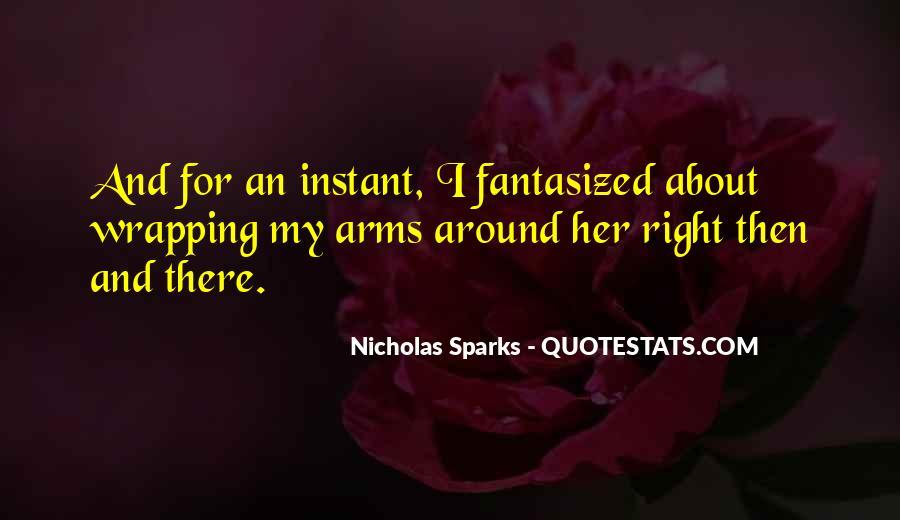 Nicholas Sparks Quotes #264347