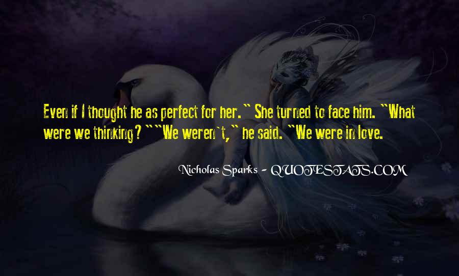 Nicholas Sparks Quotes #356539