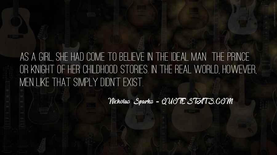 Nicholas Sparks Quotes #425030