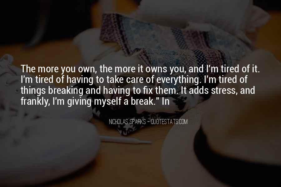 Nicholas Sparks Quotes #564028