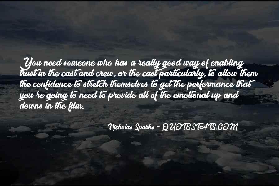 Nicholas Sparks Quotes #770910