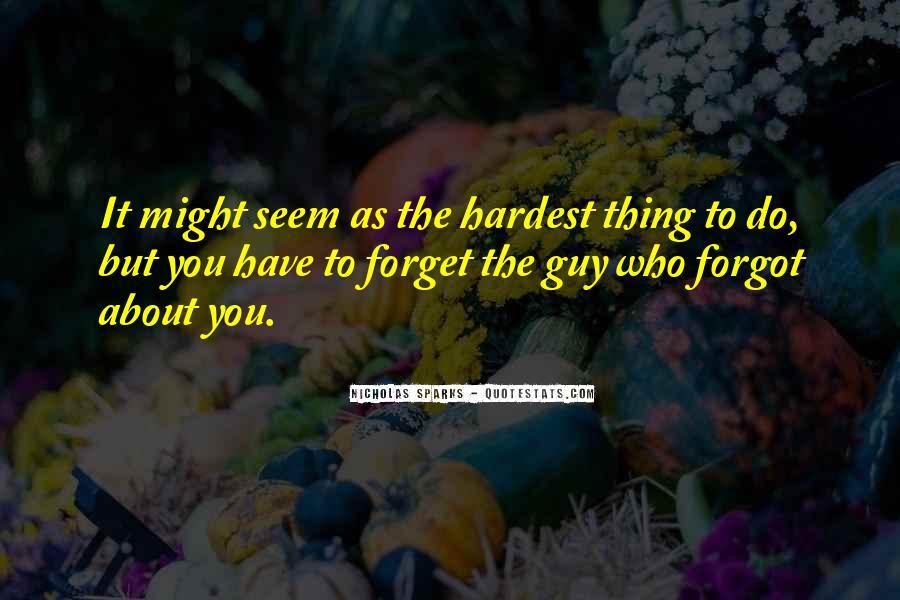 Nicholas Sparks Quotes #877569