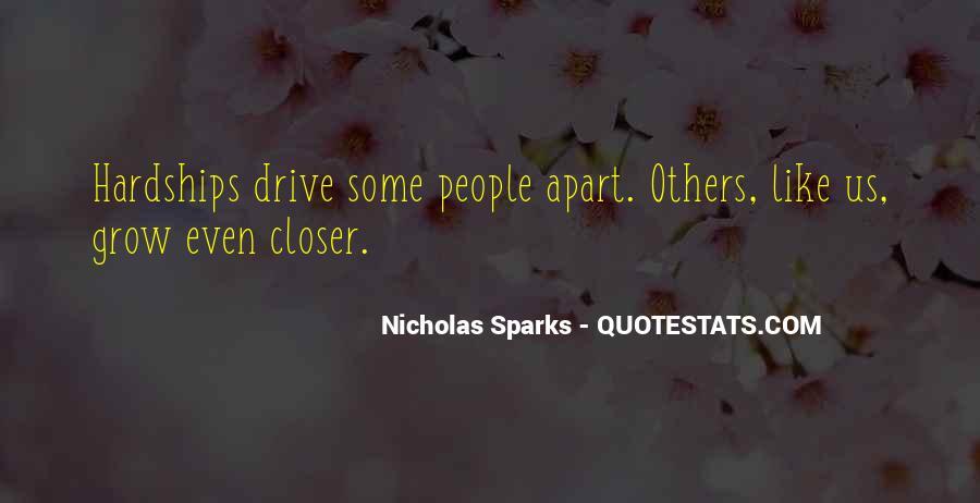Nicholas Sparks Quotes #897277