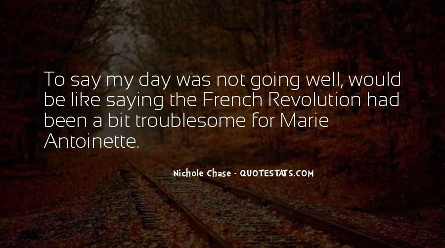 Nichole Chase Quotes #1230416