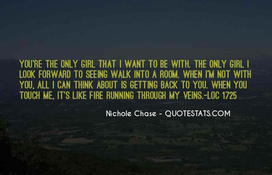 Nichole Chase Quotes #126611