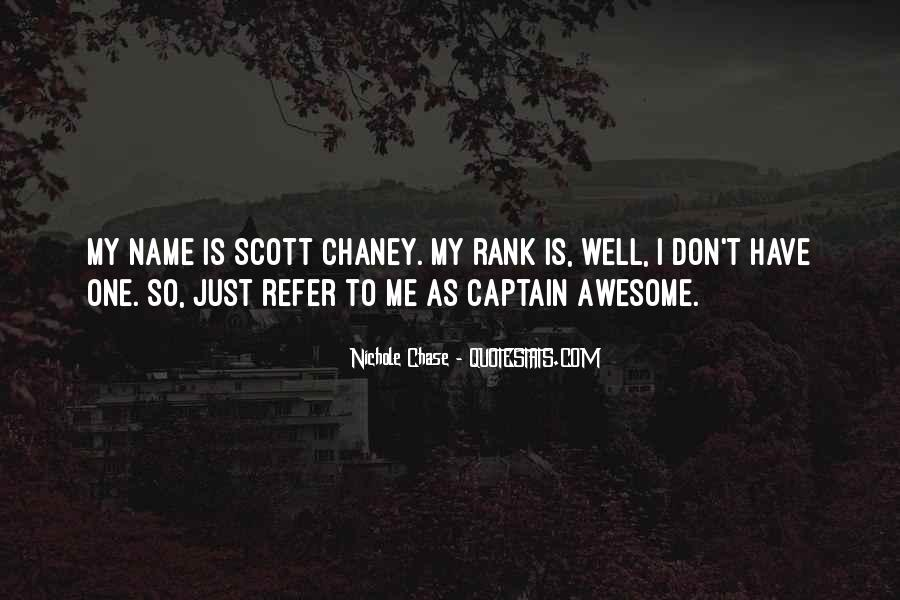 Nichole Chase Quotes #1686598