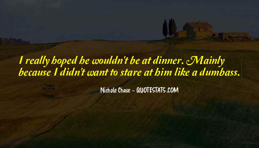 Nichole Chase Quotes #315877