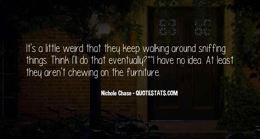 Nichole Chase Quotes #453598