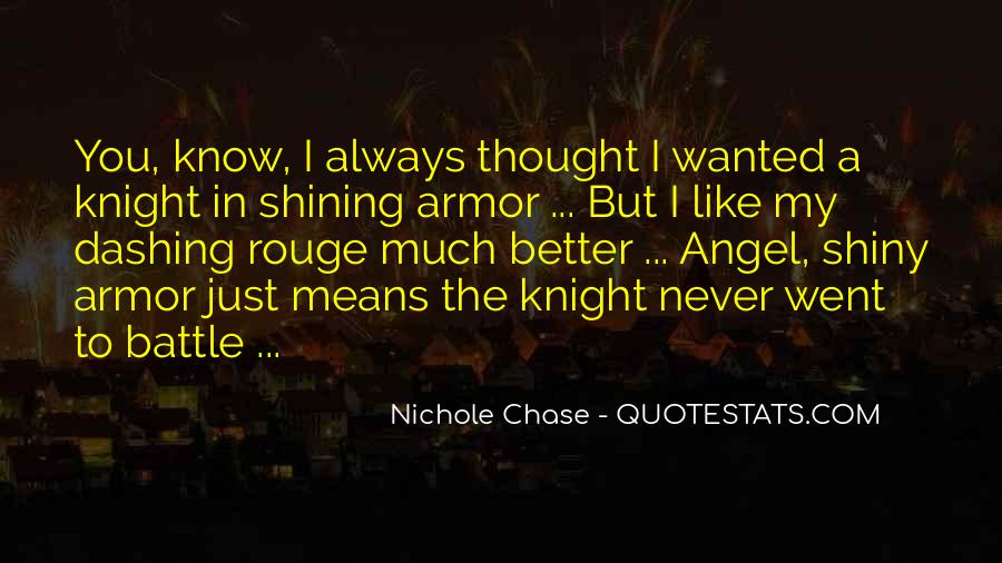 Nichole Chase Quotes #634575