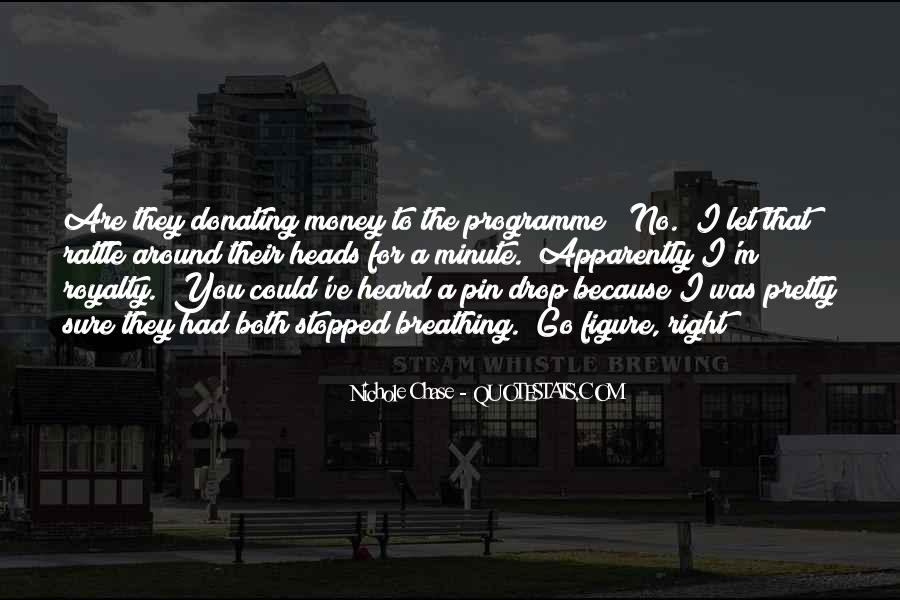 Nichole Chase Quotes #853036