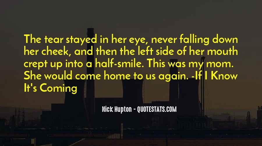 Nick Hupton Quotes #956037