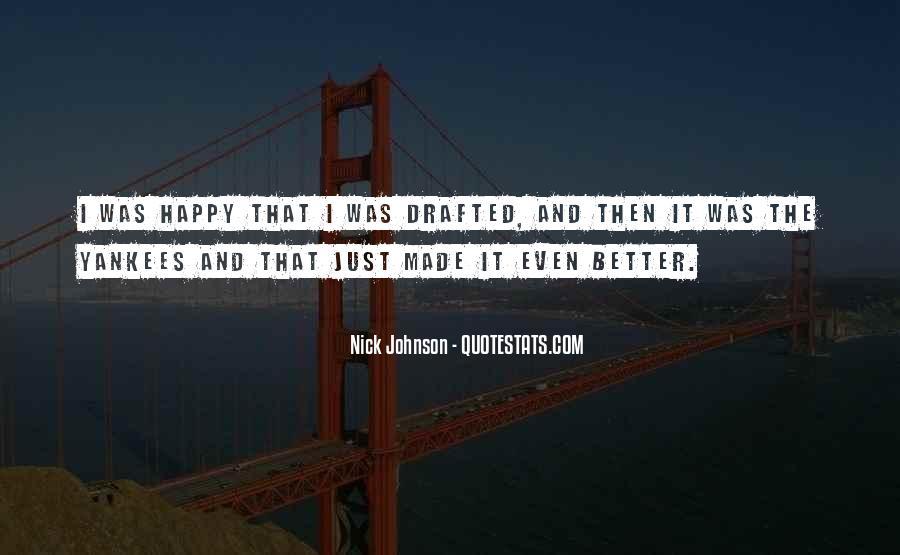 Nick Johnson Quotes #1875498