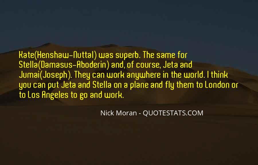 Nick Moran Quotes #1401845