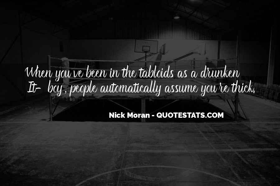 Nick Moran Quotes #1745978