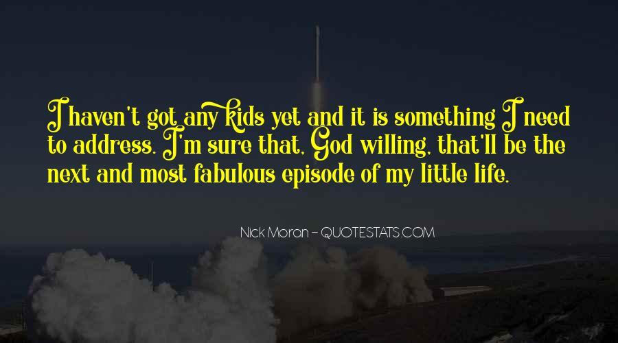 Nick Moran Quotes #1869407