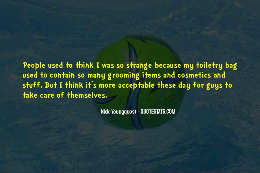 Nick Youngquest Quotes #493707