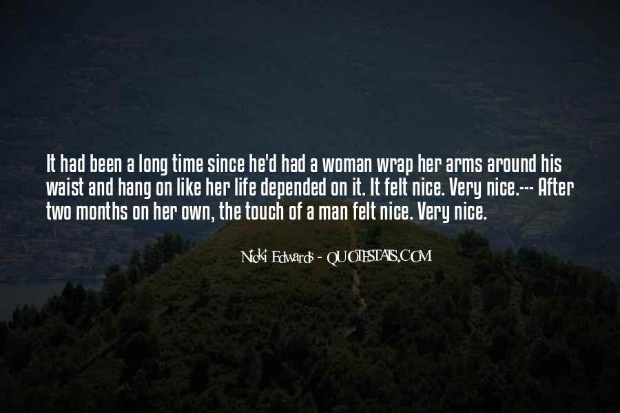 Nicki Edwards Quotes #429774