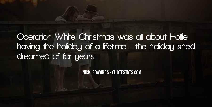 Nicki Edwards Quotes #629808