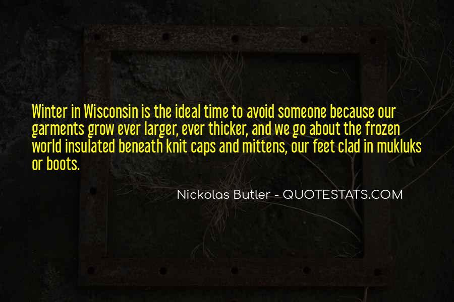 Nickolas Butler Quotes #717181