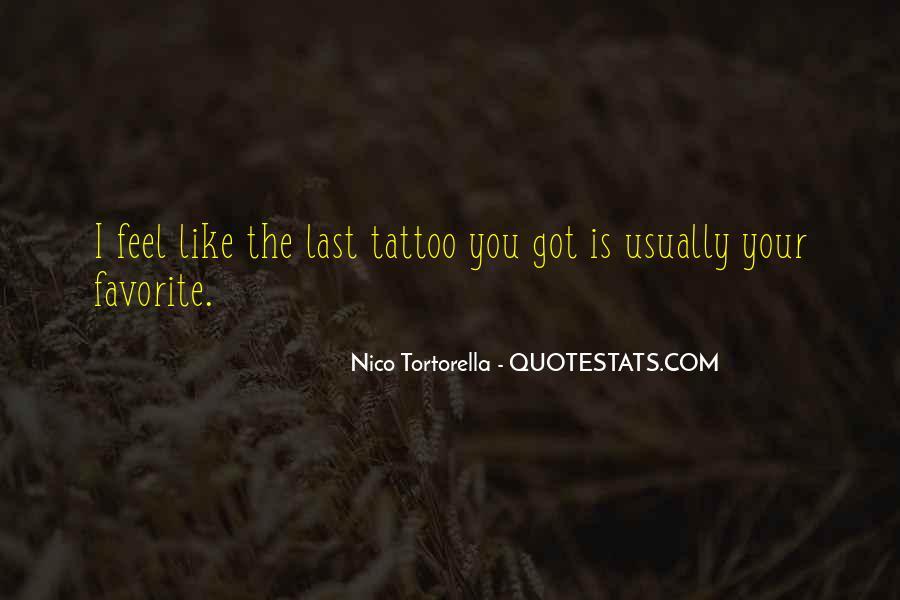 Nico Tortorella Quotes #1633625