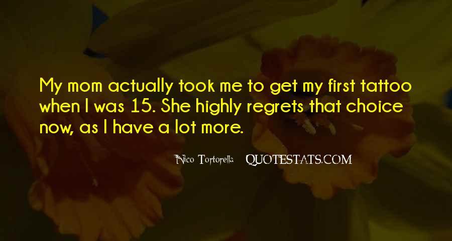 Nico Tortorella Quotes #896505