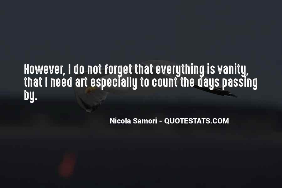 Nicola Samori Quotes #1499215