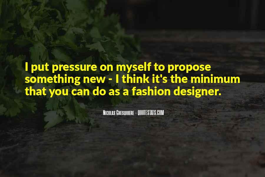 Nicolas Ghesquiere Quotes #436070