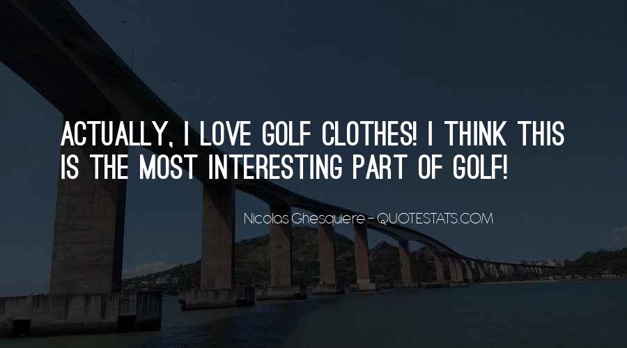 Nicolas Ghesquiere Quotes #476235
