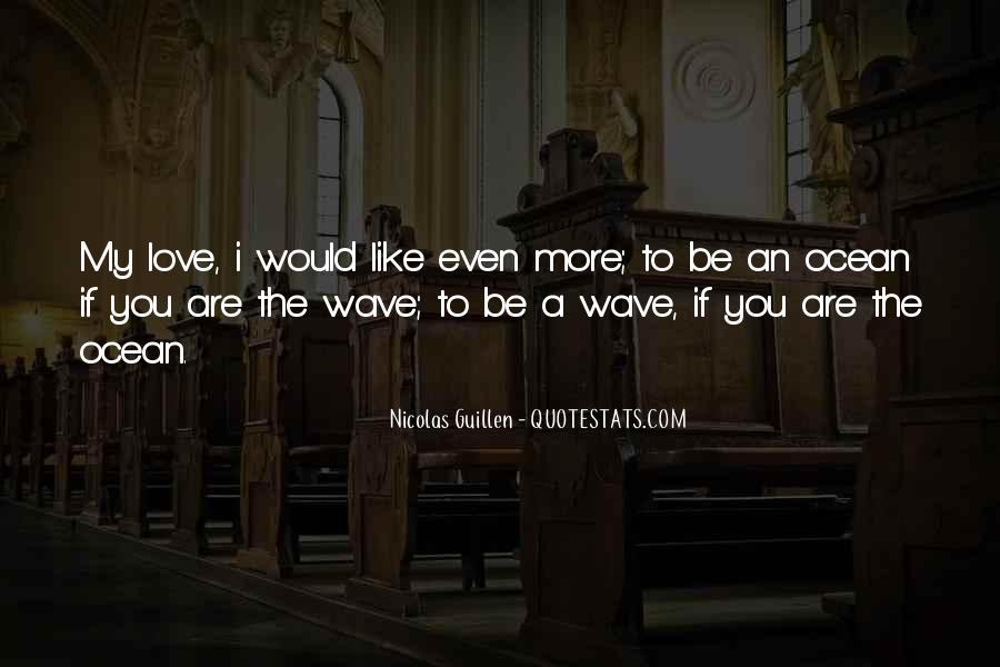 Nicolas Guillen Quotes #145107