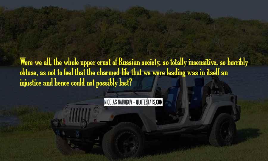Nicolas Nabokov Quotes #1815966