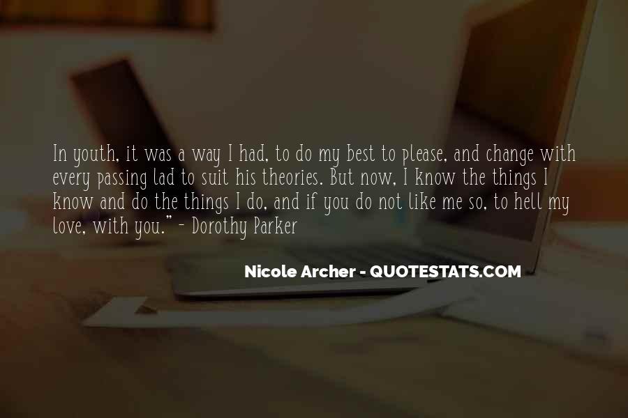 Nicole Archer Quotes #915431