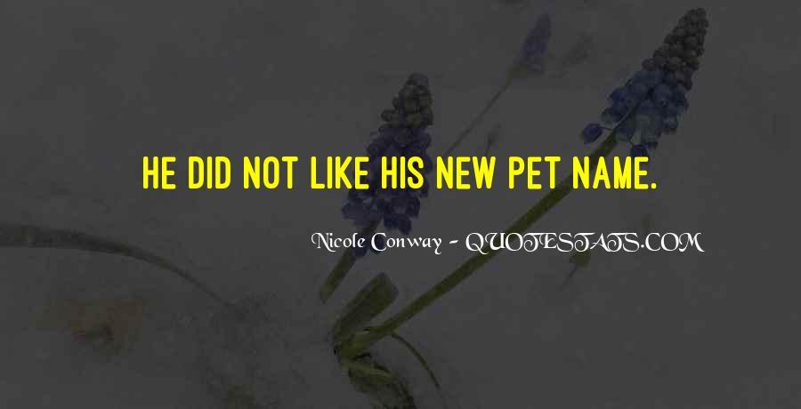 Nicole Conway Quotes #452358