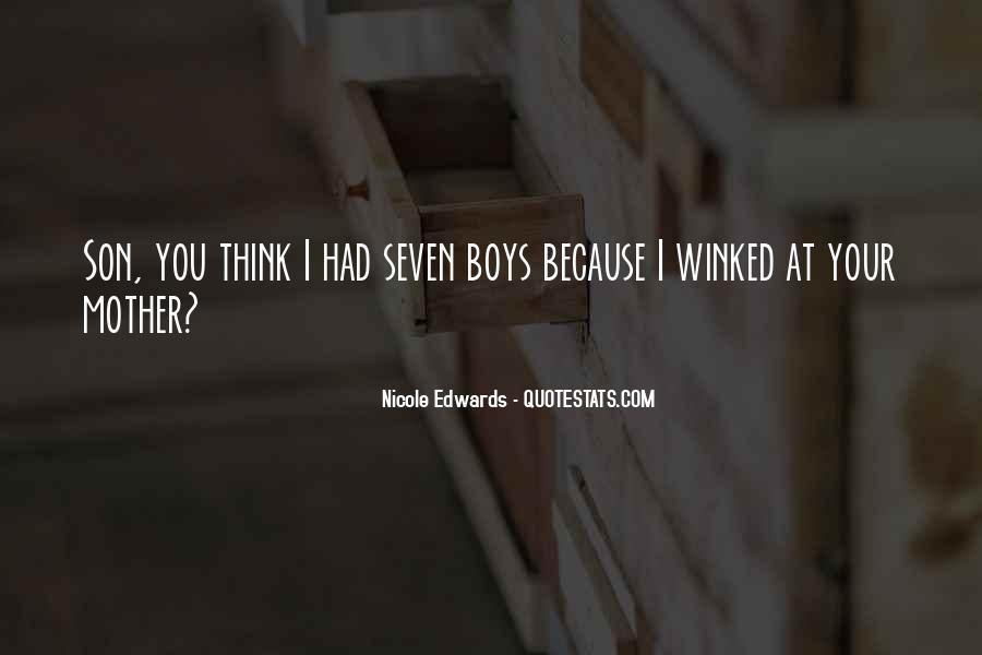 Nicole Edwards Quotes #1014572