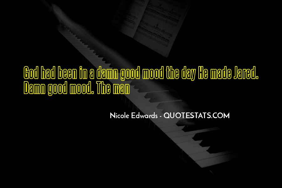 Nicole Edwards Quotes #1137643