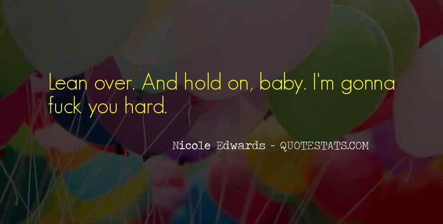 Nicole Edwards Quotes #1583385