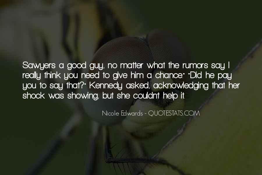 Nicole Edwards Quotes #752760