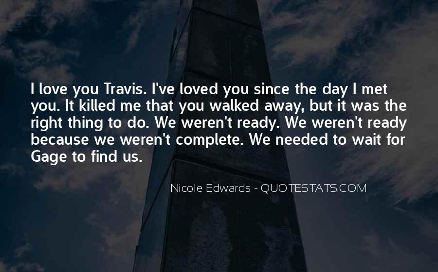 Nicole Edwards Quotes #919318